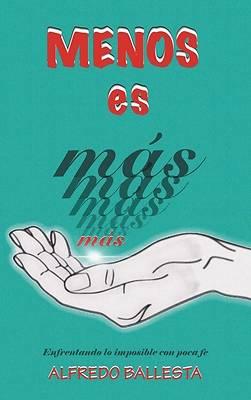 Picture of Menos Es Mas