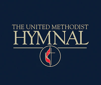 Picture of United Methodist Hymnal Keyboard Edition Sheets