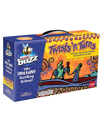 Picture of Buzz Grades 1-2 Twists 'n Turns Kit Winter 2020-2021