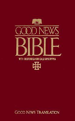 Todays English Version Good News Bible