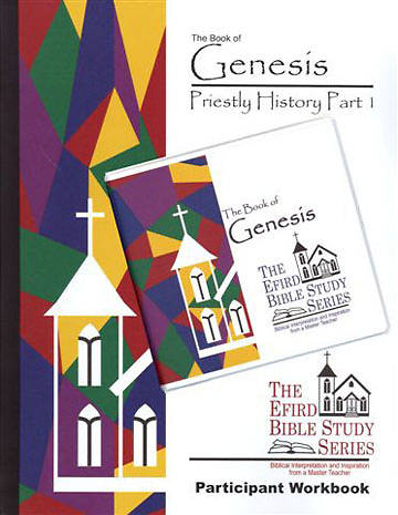 Efird Bible Study Series-  The Book of Genesis Individual Study Kit