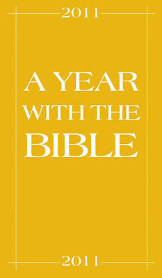 A Year with the Bible 2011 (Package of 10)