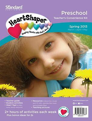Standards Heartshaper Preschool Teachers Kit Spring 2013