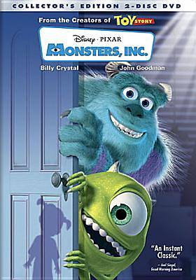 Monsters, Inc. (Special) DVD