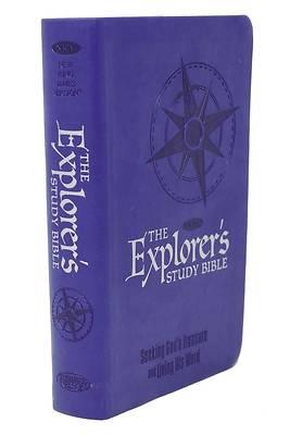 Picture of Explorer's Study Bible-NKJV