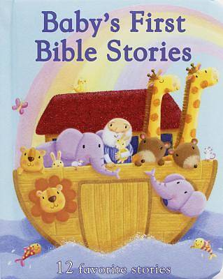 Babys First Bible Stories