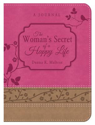 The Womans Secret of a Happy Life Daily Devotional Journal