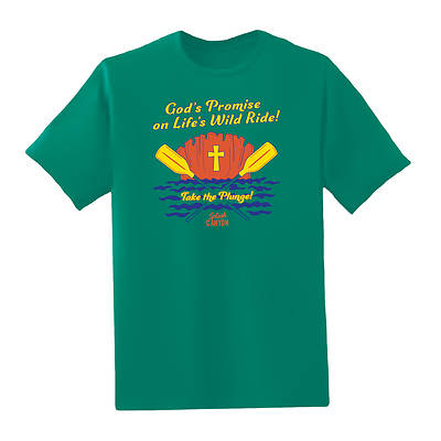 Vacation Bible School (VBS) 2018 Splash Canyon T-Shirts - Adult XL
