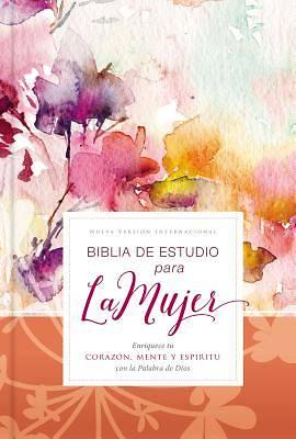 Picture of Biblia de Estudio Para La Mujer Nvi, Tapa Dura