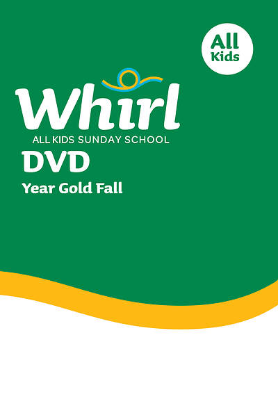 Whirl All Kids DVD Year Gold Fall