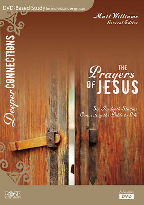 Picture of The Prayers of Jesus DVD Bible Study