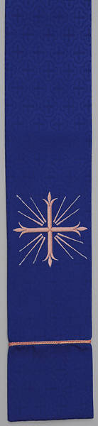 Picture of Abbott Hall Asbury Series NB9148 Blue Advent Bookmark