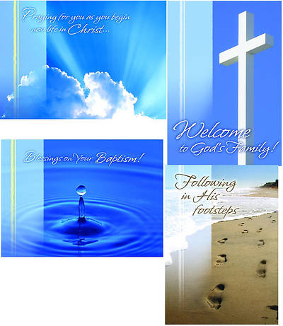 Church Life Boxed Card Assortment (Box of 12)