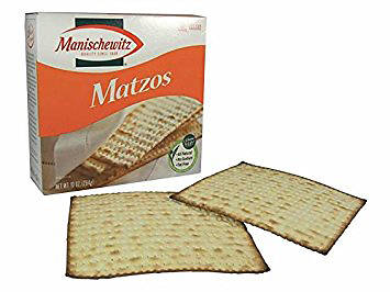 Picture of Matzos Unsalted Bread