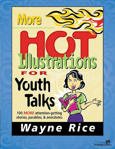 More Hot Illustrations for Youth Talks Volume 2