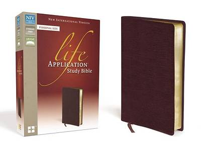 Picture of NIV Life Application Study Bible, Personal Size