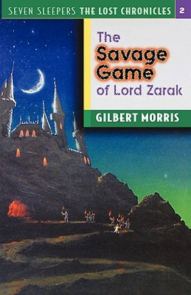 Picture of The Savage Games of Lord Zarak