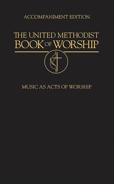 Picture of The United Methodist Book Of Worship Accompaniment Edition - Adobe PDF Download