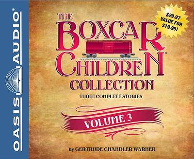 The Boxcar Children Collection Volume 37