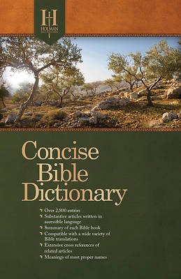 Holman Concise Bible Dictionary