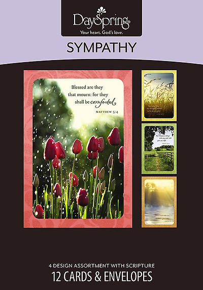 Serenity - Sympathy Boxed Cards - Box of 12