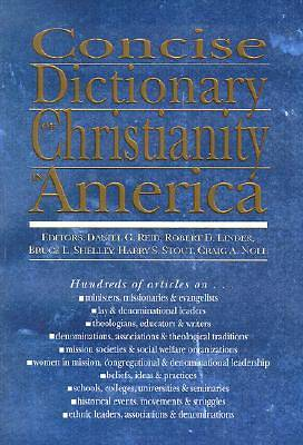 Picture of Concise Dictionary of Christianity in America