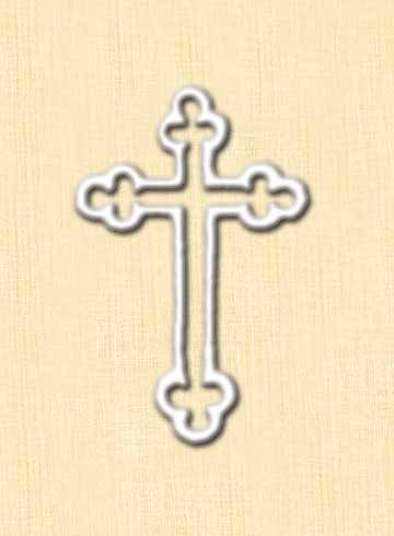 Picture of Communion Set Latin Cross Embroidery 50X80 2-Piece