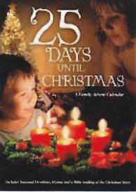 Picture of 25 Days Until Christmas- A Family Advent Calendar