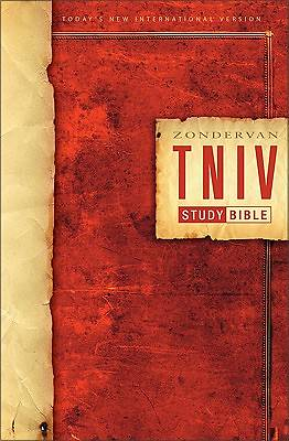 Zondervan Todays New International Version Study Bible Personal Size