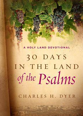Picture of 30 Days in the Land of the Psalms