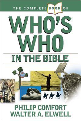 Picture of The Complete Book of Who's Who in the Bible
