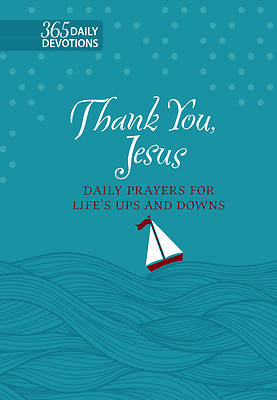 Picture of Thank You Jesus (Faux Leather Gift Edition)