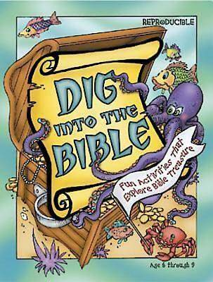 Dig Into the Bible - eBook [ePub]
