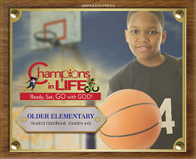 Vacation Bible School (VBS) 2020 Champions in Life Older Elementary Student Handbook (Grades 4-6) (Pkg of 6)