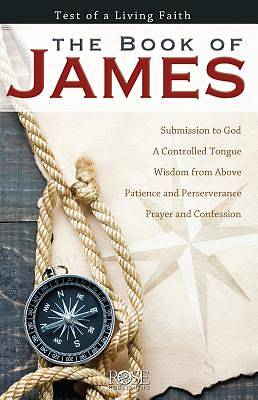 Picture of Book of James Pamphlet