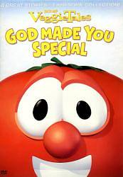 God Made You Special DVD