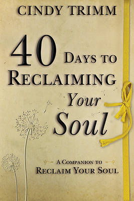 Picture of 40 Days to Reclaiming Your Soul