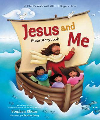 Picture of Jesus and Me Bible Storybook