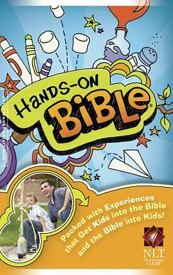 New Living Translation Hands-On Bible Softcover