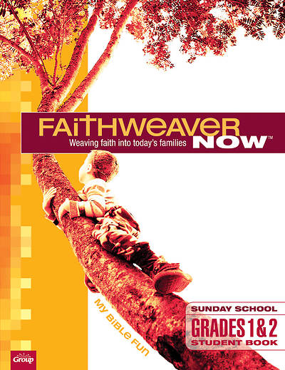 Picture of FaithWeaver Now Grades 1 & 2 Student Book My Bible Fun Fall 2018