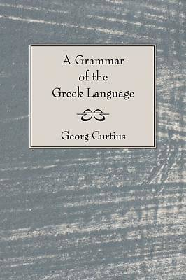 Picture of A Grammar of the Greek Language