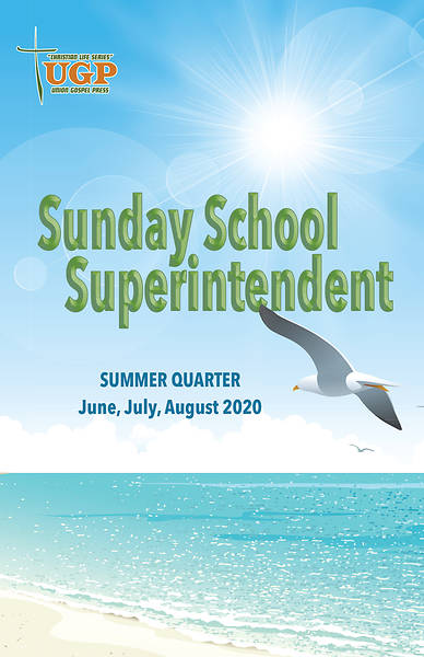 Picture of Union Gospel Superintendent Summer 2020