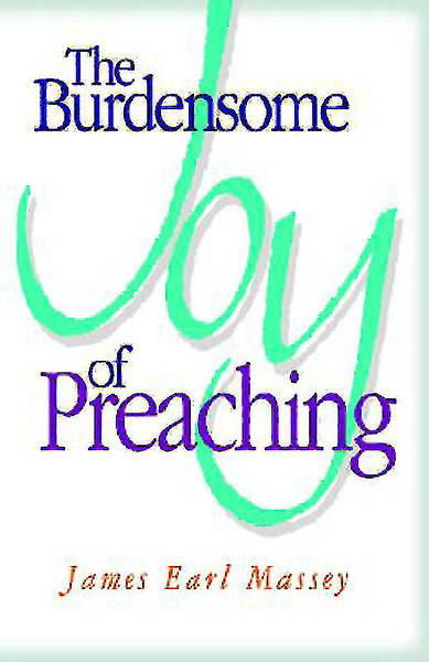 Picture of The Burdensome Joy of Preaching - eBook [ePub]