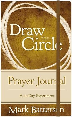 Picture of Draw the Circle Prayer Journal: A 40-Day Experiment