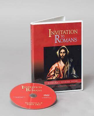 Picture of Invitation to Romans: DVD