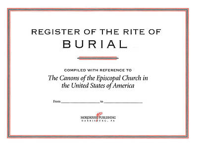 Register of Burials #72