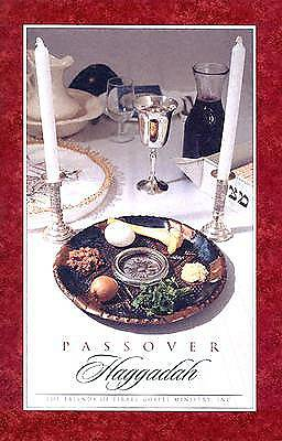 Picture of Passover Haggadah