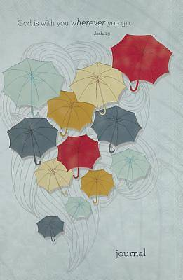 Wirebound Journal Umbrellas Josh 1