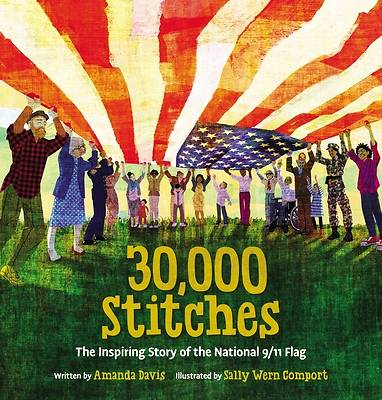 Picture of 30,000 Stitches