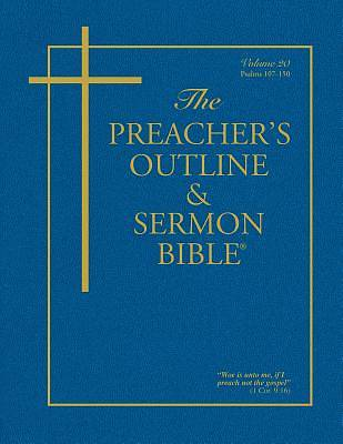 Preachers Outline & Sermon Bible KJV Psalms 3